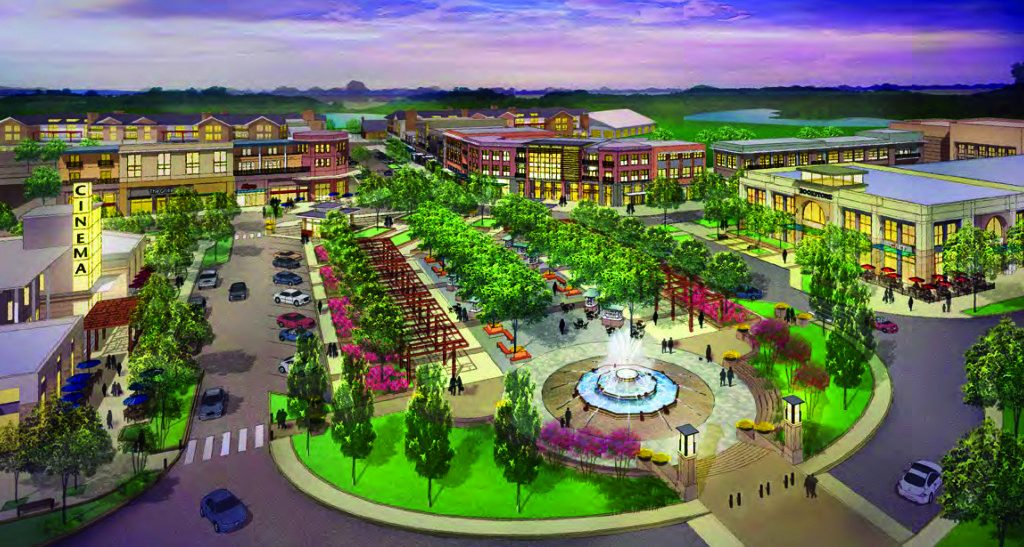 The District at Prairie Trail, Ankeny